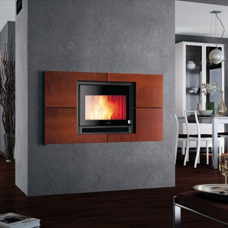chemin e granul s alps cheminees. Black Bedroom Furniture Sets. Home Design Ideas